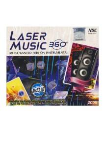 CD Various Laser Music 360