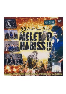 CD Various-Meletop Habiss!! 20 Best Of Indo Band