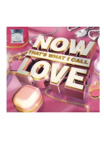 CD Various Now That's What I Call Love