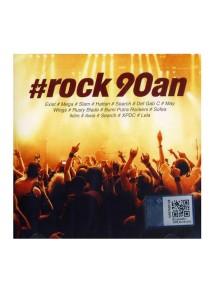 CD Various # Rock 90an