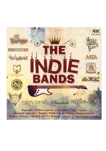 CD Various The Indie Bands