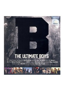 CD Various The Ultimate Boys