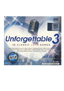 CD Various Unforgettable 3