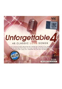 CD Various Unforgettable 4