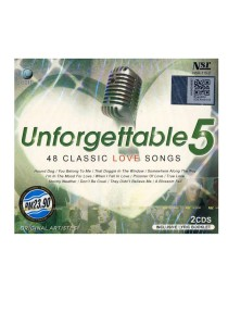 CD Various Unforgettable 5