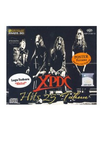 CD Xpdc Hits 25 Tahun