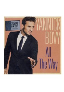 CD Yannick Bovy All The Way