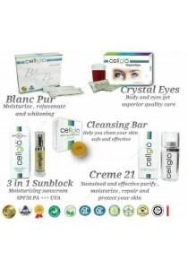 Value Pack Full Set Cellglo Family (4pcs) 100% Halal