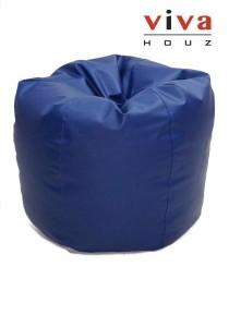 Cherry PVC Bean Bag (Blue)