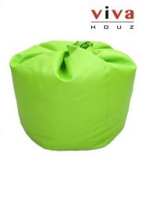 Cherry PVC Bean Bag (Green)