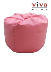 Cherry PVC Bean Bag (Pink)