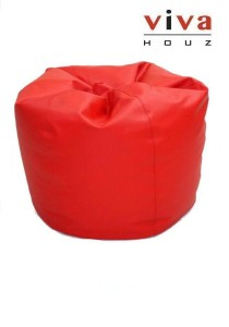 Cherry PVC Bean Bag (Red)