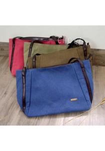 5113 Choki Signature Canvas Handbag