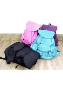 5185 Choki Colourful Nylon Water Resistant Backpack
