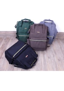 Choki Signature Korean Canvas Backpack