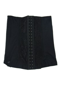 High Waist Slimming Cincher (Black)