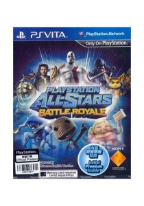 [PS Vita] Playstation All Star Battle Royale