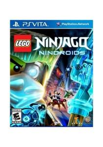 [PS Vita] Lego Ninjago Nindroids