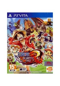 [PS Vita] One Piece Unlimited R