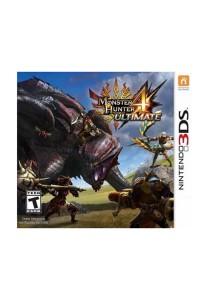 [3DS] Monster Hunter 4 Ultimate
