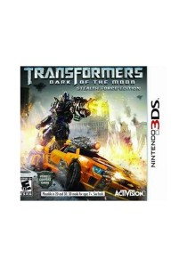[3DS] Transformers Dark Of the Moon