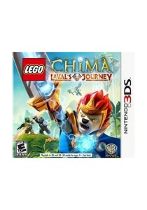 [3DS] Lego Legend Of Chima:Lava Journey