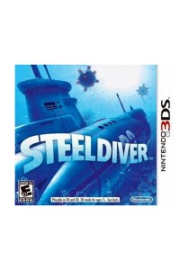 [3DS] Steel Diver