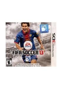 [3DS] Fifa Soccer 13