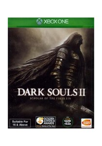 [Xbox One] Dark Soul II Scholar Of The First Sin