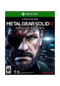 [Xbox One] Metal Gear Solid Ground Zeroes