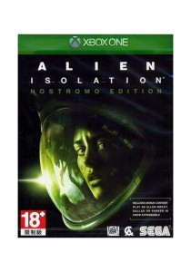[Xbox One] Alien Isolation Nostromo Edition