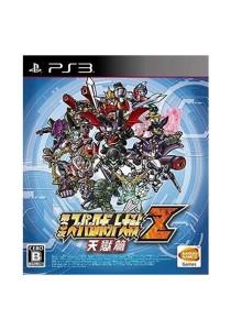 [PS3] Dai-3-Ji Super Robot Taisen Z Tengoku-hen (JPN)