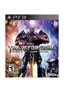 [PS3] Transformers Rise of the Dark Spark