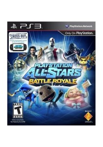 [PS3] PlayStation All-Stars Battle Royale