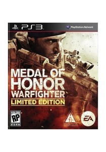 [PS3] Medal of Honor Warfighter Limited Edition