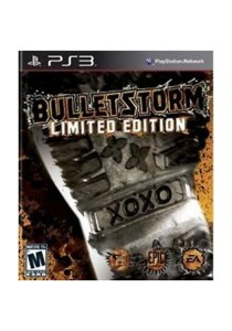 [PS3] Bulletstorm Limited Edition