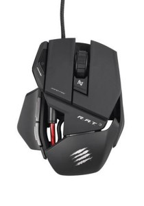 Mad Catz R.A.T. 3 Gaming Mouse PC And Mac - Matte Black