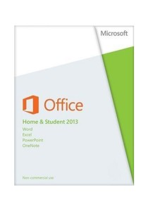 Microsoft Office Home & Student 2013 (1-User)