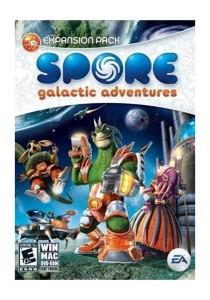 [PC] Spore Galactic Adventure