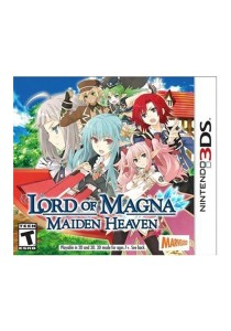 [3DS] Lord of Magna: Maiden Heaven