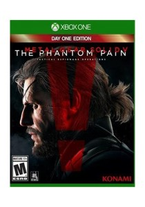 [Xbox One] Metal Gear Solid V The Phantom Pain