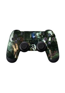 Arkham Knight Skin Decal For Dual Shock 4 Wireless Controller