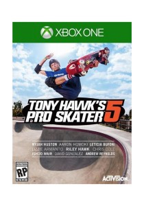 [Xbox One] Tony Hawk's Pro Skater 5