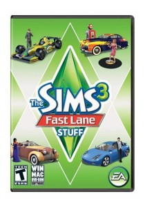 [PC/MAC] Sims 3 Fast Lane Stuff