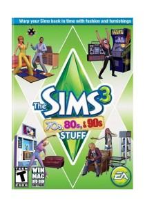 [PC] Sims 3 70s, 80s, 90s Stuff