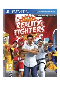 [PS Vita] Reality Fighters (R1)