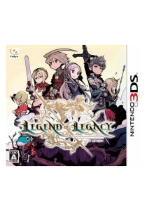 [3DS] The Legend of Legacy (Collector's Box)