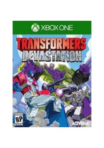 [Xbox One] Transformers Devastation