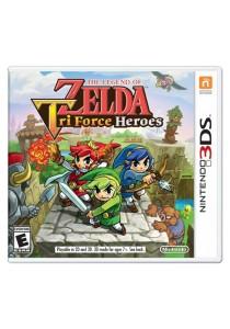 [3DS] The Legend of Zelda: TriForce Heroes