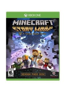 [Xbox One] Minecraft: Story Mode - A Telltale Games Series